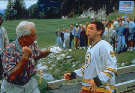 Bob Barker in Happy Gilmore