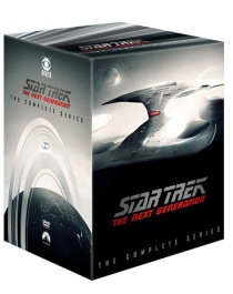 Star Trek Next Generation Box Set