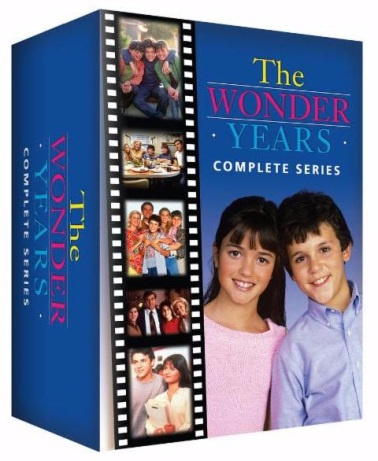 The Wonder Years: The Complete Series on August 23 | The
