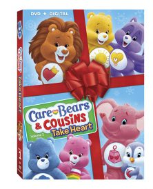 Care Bears & Cousins Take Heart