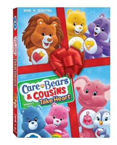 Care Bears & Cousins Take Heart