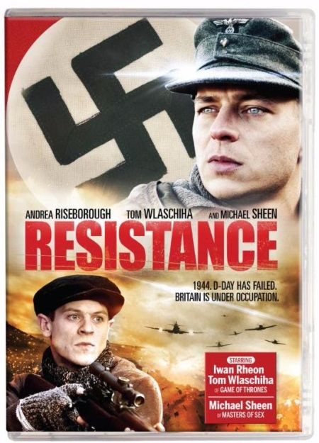 RESISTANCE Arrives on DVD/Digital HD on March 7 | The Nerds