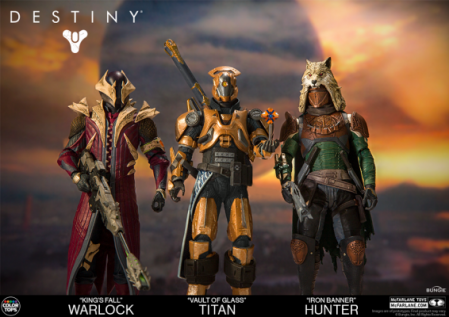 Destiny by McFarlane