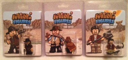 Review: Minifigures com's The Good, The Bad and The Ugly
