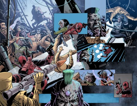 Deadpool Kills The Marvel Universe Again – and No One Is