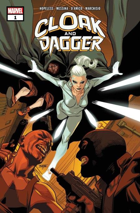 Marvel Announces New CLOAK AND DAGGER Digital Exclusive