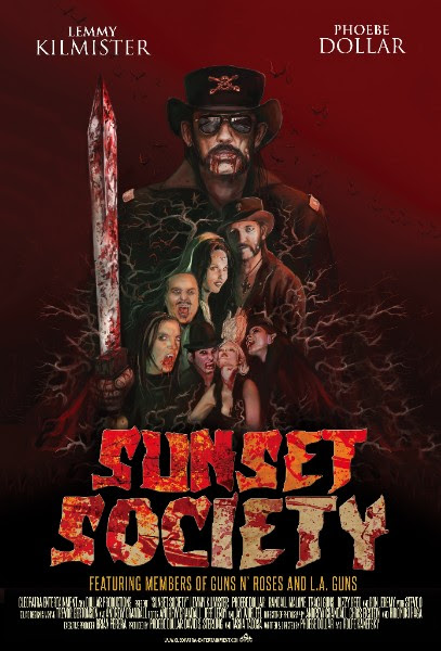 Sunset Society in theaters July 6 | The Nerds Templar