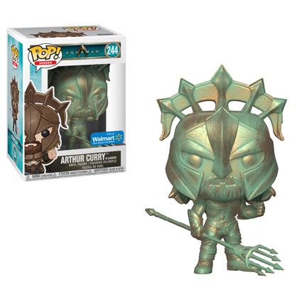 Coming Soon: Aquaman Mystery Minis, Pop! Keychains and Pop!   The