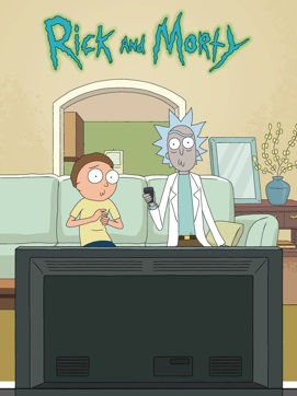 Rick and Morty: Seasons 1-3 on Blu-ray & DVD February 12