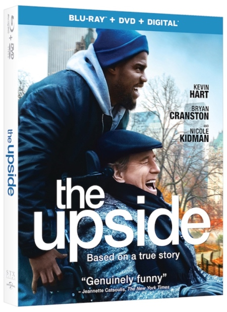 The Upside on Digital May 14 and Blu-ray May 21 | The Nerds